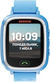 Детские <b>умные часы Geozon Lite</b> Blue (G-W05BLU) - купить ...