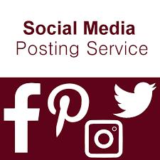Social Media Posting Service