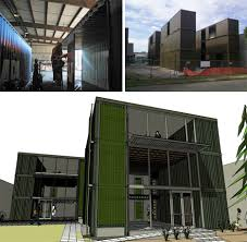 container office building. Unique Building HyBrid Architecture Is Credited With Coining The Phrase U201ccargotectureu201d So  It Makes Sense That Their Cargo Container Buildings Were First Of Kind  On Container Office Building E