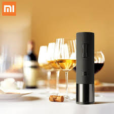Xiaomi <b>HuoHou Wine Electric Bottle</b> Opener Six Seconds Open ...