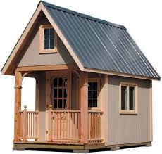 Tiny House Plans Free To Download  amp  Print   Tiny House BlueprintsFree tiny house plan for cottage style house