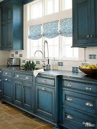 Diy Blue Kitchen Ideas