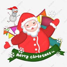 การ์ตูนวาดด้วยมือคริสมาสต์ คืนวันคริสต์มาส ซานตาคลอส มนุษย์หิมะ, เกล็ดหิมะ,  สีแดง, สุขสันต์วันคริสต์มาสภาพ PNG และ PSD สำหรับดาวน์โหลดฟรี