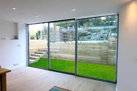 sliding glass door draft blocker designs