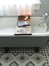Wooden Bathtub Save Over 100 With This Diy Wooden Bathtub Caddy Tutorial Tfd Style