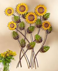 35 best sunflower room images on sunflower wall decor