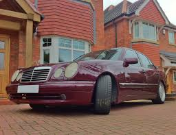 1999 Mercedes-Benz E55 AMG – For Sale – Lodge & Fyne Classic and ...
