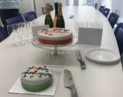 Cambridgeintel On Twitter Friday Afternoon Cake And Champagne