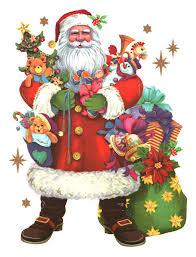 Partydekoration Fenster Bilder Weihnachten Santa Claus Am
