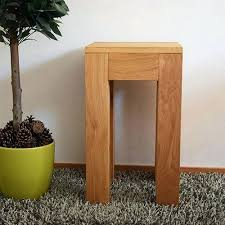 oak side table antique tables for small round