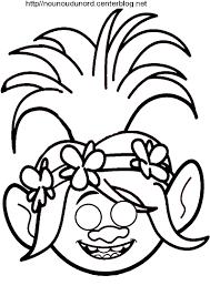 Masque Les Trolls Poppy D Autres