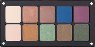 inglot dupes for stila s in the garden palette