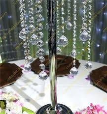 diy chandelier centerpiece