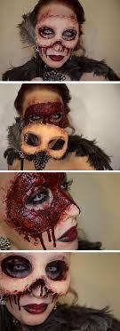 Understated evening look Masquerade Halloween CostumesTerrifying Halloween  CostumesScary ...