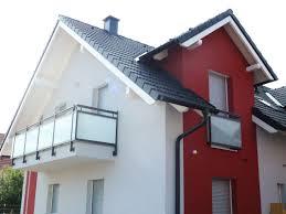 Brix Glasal Alu Geländer Mit Glasfüllung Brix Geländer Balkone
