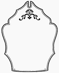 Blank Shield Logo Blank Shield Template Clip Art Free Clip Art
