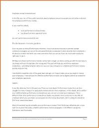 Performance Evaluations Examples Free Employee Review Form