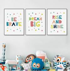 baby room wall art painting