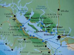 10 best bets for visiting vancouver and british columbia's Bc Ferries Map our journey along hwy 101 in the sunshine coast of british columbia began in vancouver, bc ferry map