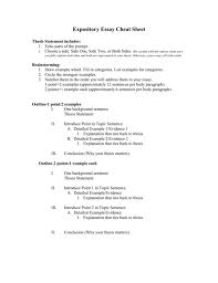 outline for an expository essay nuvolexa examples of expository essay lets break this topic outline for 008012619 1 4de5adf763824d2868afbd22350 outline for an