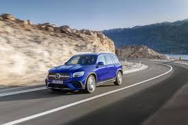Noch im herbst 2019 kommt der mercedes glb auf den markt. Mercedes Benz Glb Class X247 Specs Photos 2019 2020 2021 Autoevolution