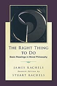 com the elements of moral philosophy  the right thing to do basic readings in moral philosophy