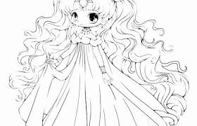 Anime Coloring Pages And Chibi A Colorier Frais Anime Color Page