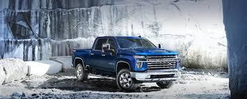 All New 2020 Silverado 2500 Hd 3500 Hd Heavy Duty Trucks
