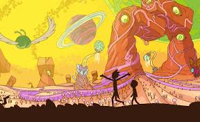 Mobile abyss tv show rick and morty. Rick And Morty 4k Wallpapers Wallpaper Cave