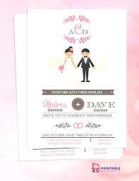 Wedding Invitation Card Sample Church Wedding Invitation Card Template Invitations Best Templates