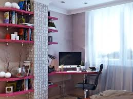 cute office desk ideas colorful with shelves large size of