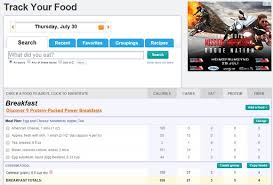 Calorie Tracker Chart The 5 Best Calorie Counter Websites And Apps