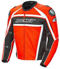 high risk red joe rocket mens sdmaster leather jacket 2016 40