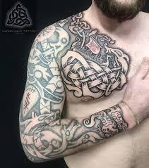 пин от пользователя Olga на доске викинги нордические татуировки