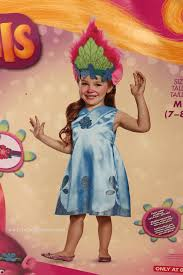 how to make a diy princess poppy troll inspired costume for less than 4