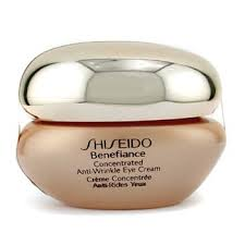 shiseido benefiance concentrated anti wrinkle eye cream discontinued