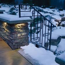 kichler hardscape porch patio lights and patio lighting ideas