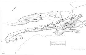 White Lake Ontario Depth Chart Maps Buck Lake Association