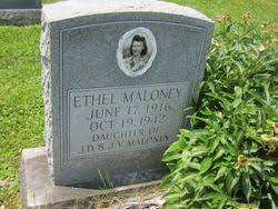 Ethel Maloney (1916-1942) - Find A Grave Memorial