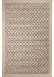 orian rugs jersey home indoor outdoor fusion trellis area rug 51 x 76 tan lgdrglh