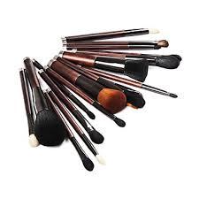 <b>21pcs</b>-<b>makeup-brushes</b>-professional-skin-care-wool-fiber-full ...