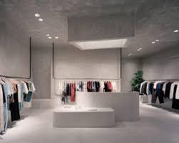 Interior Designer Melbourne Interesting Studio Goss Takes Cues From Brutalism For Melbourne Clothing Store