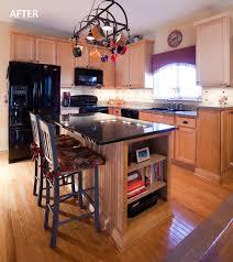 ... Inspiring Kitchen Design Ideas Using Custom Made Kitchen Islands :  Inspiring U Shape Kitchen Design Ideas ...