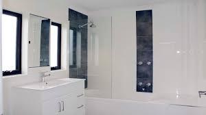 BATH TUB GLASS SHOWER SCREENS PANELS Geelong Splashbacks - Bathroom splashback