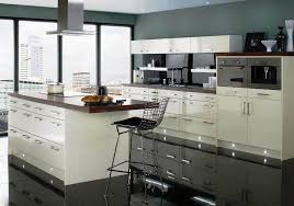 image of kitchen cabinet color schemes
