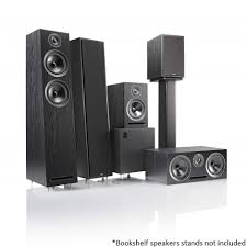 speakers on sale. acoustic energy home theatre speaker package (black) speakers on sale