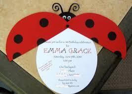 Ladybug Invitations Template Free 40th Birthday Ideas Ladybug Birthday Invitation Templates Free