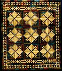 9 best Glad Creations Quilt Shop images on Pinterest | Fat ... & Cozy Cabin quilt pattern by Glad Creations Adamdwight.com