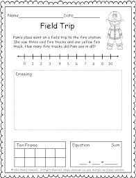 Ten Frame Math Worksheets Doc Best Frames Images On Of ...