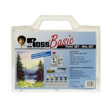 basic landscape oil paint set